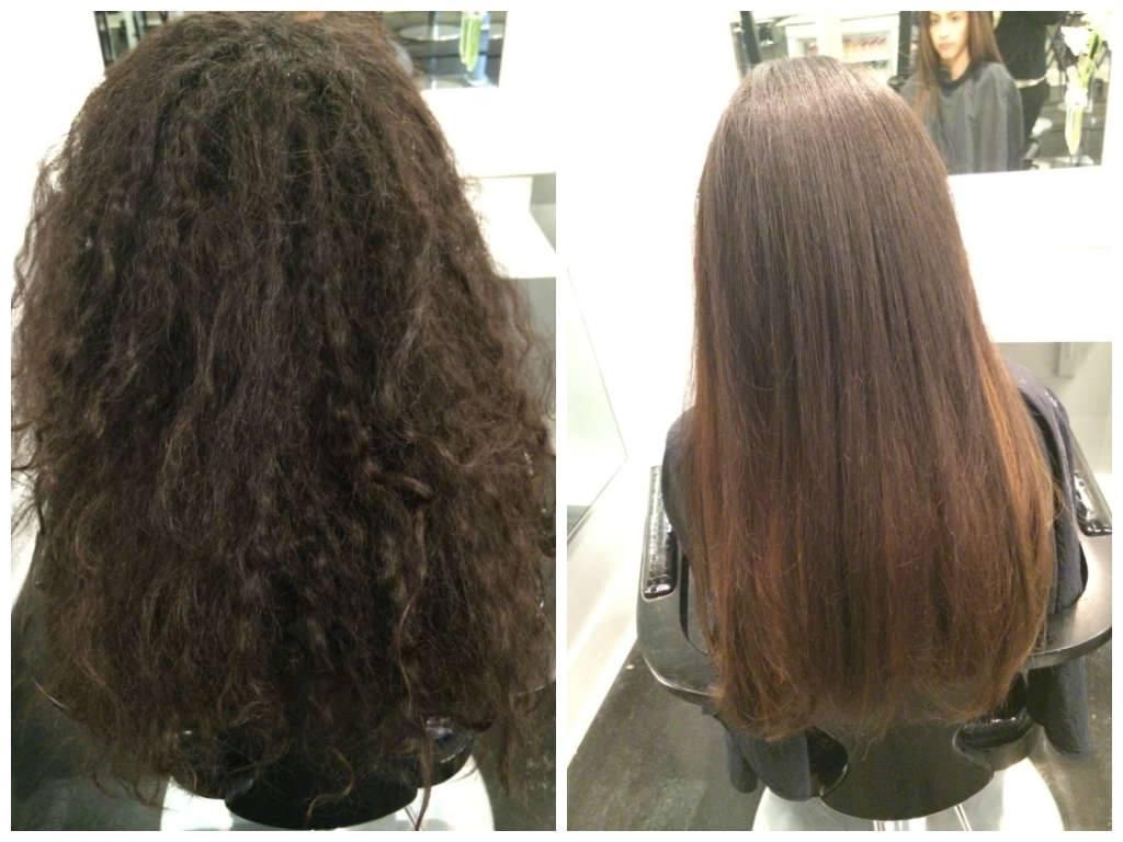 Brazilian Blowout, Best Hair Salon in Houston | Therapy Hair Studio