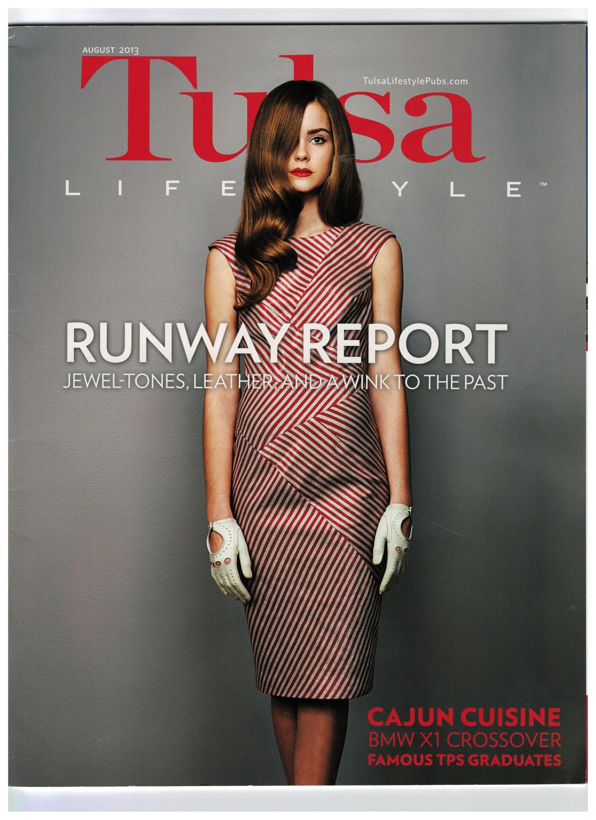 Tulsa Style Magazine Cover hi res