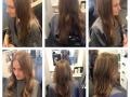Virgin hair.. Wanted a natural more enhanced look so balyage and cut.